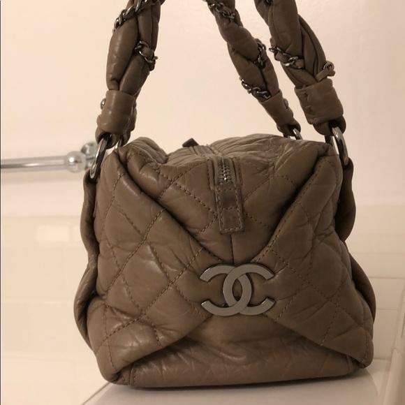48e2cbe75f18 CHANEL Handbags - Authentic Chanel Lady Braid Purse